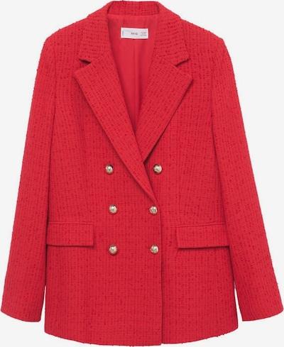 MANGO Blazer in rot, Produktansicht