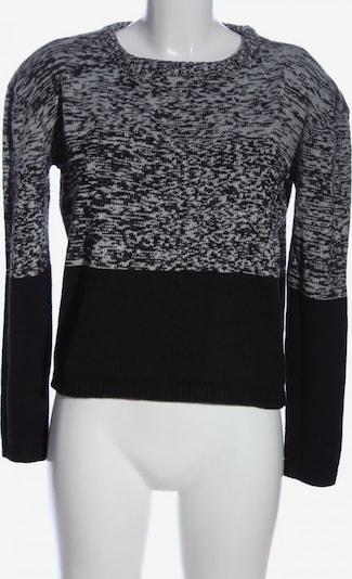 S'NOB Sweater & Cardigan in M in Black / White, Item view