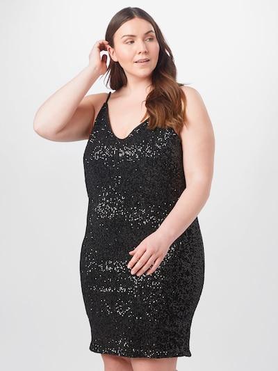 Z-One Kleid 'Anna' in schwarz, Modelansicht