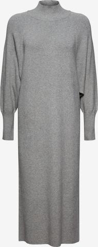 ESPRIT Плетена рокля в сиво