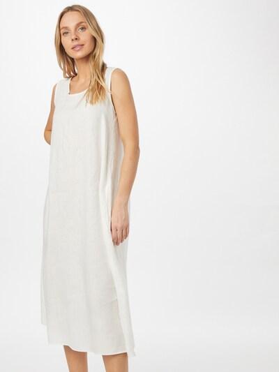 Max Mara Leisure Kleid 'NETTUNO' in weiß, Modelansicht