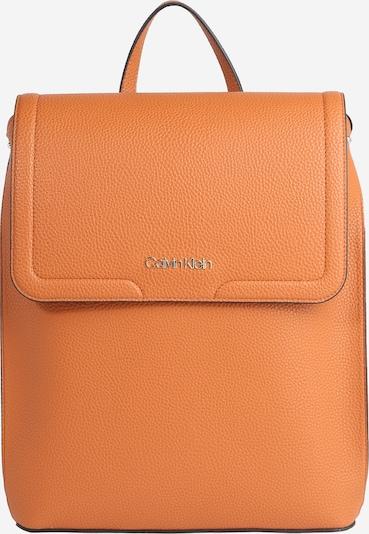 Calvin Klein Sac à dos en cognac, Vue avec produit
