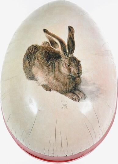 MuseARTa Geschenkbox 'Albrecht Dürer - Young Hare' in beige, Produktansicht