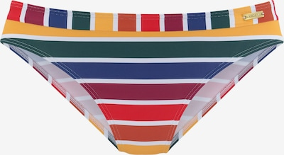 LASCANA Bikinihose 'Pride' in mischfarben, Produktansicht
