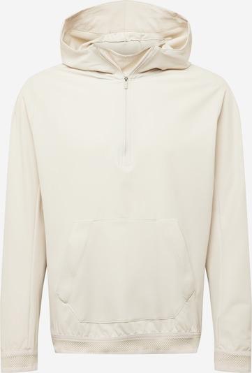 adidas Golf Sweat de sport en gris clair, Vue avec produit