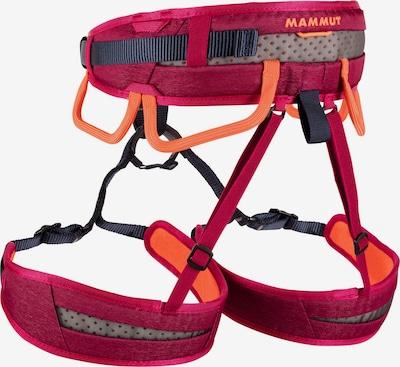 MAMMUT Strap 'Ophir Fast Adjust Women' in Orange / Pink / Black, Item view