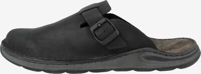 JOSEF SEIBEL Clogs in schwarz, Produktansicht