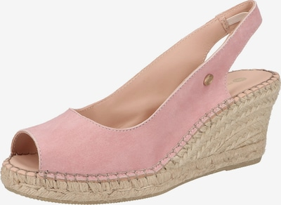 Fred de la BretoniÈre Sandalen in pink, Produktansicht