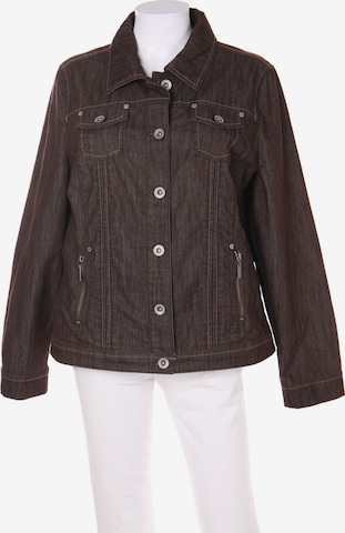 Gina Laura Jacket & Coat in L in Brown