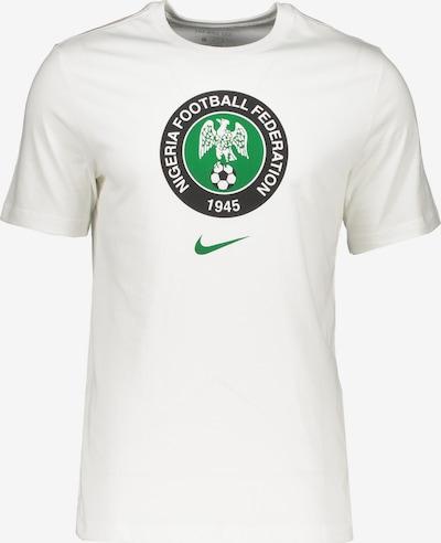 NIKE T-Shirt in grün / schwarz / weiß, Produktansicht