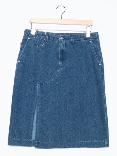 LEVI'S Jeansrock in XXL/26 in blue denim, Produktansicht