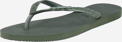 HAVAIANAS Žabky - olivová, Produkt