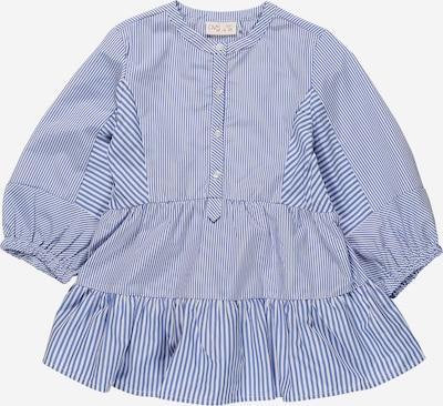 OVS Bluzka w kolorze podpalany niebieski / białym, Podgląd produktu