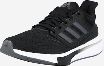 juoda ADIDAS PERFORMANCE Bėgimo batai 'EQ21 RUN'