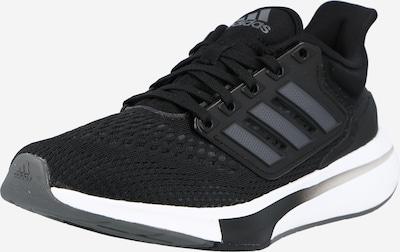 ADIDAS PERFORMANCE Laufschuh 'EQ21 RUN' in silbergrau / schwarz, Produktansicht