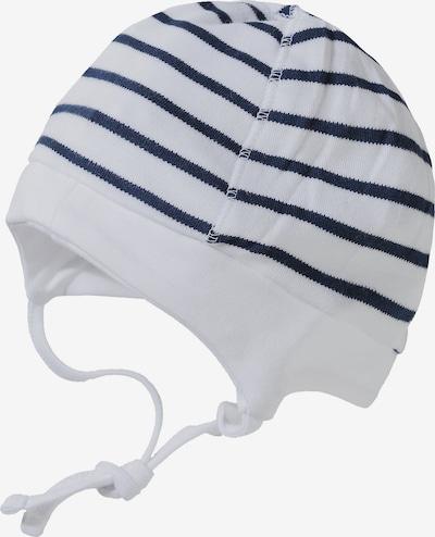 STACCATO Mütze in navy / weiß, Produktansicht