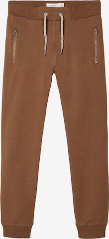 Pantalon 'Honk' NAME IT en marron
