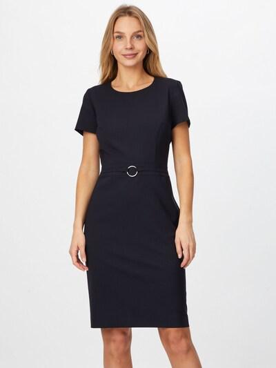HUGO Kleid 'Kilina' in dunkelblau, Modelansicht