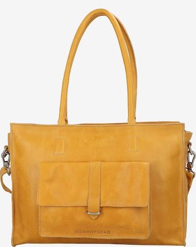 Amsterdam Cowboys Tasche in gelb, Produktansicht