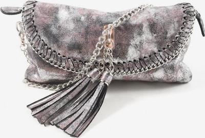 COLLEZIONE ALESSANDRO Handtasche in One Size in braun / hellgrau, Produktansicht