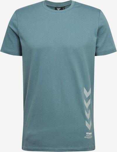 Hummel Shirt 'DUNCAN' in de kleur Duifblauw / Grijs / Wit, Productweergave