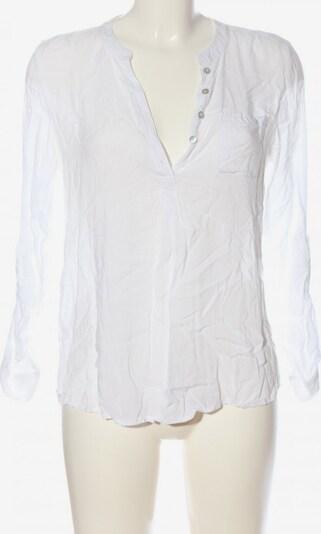ONLY Schlupf-Bluse in S in weiß, Produktansicht
