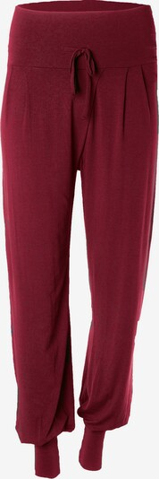 Kismet Yogastyle Hose in rot / bordeaux, Produktansicht