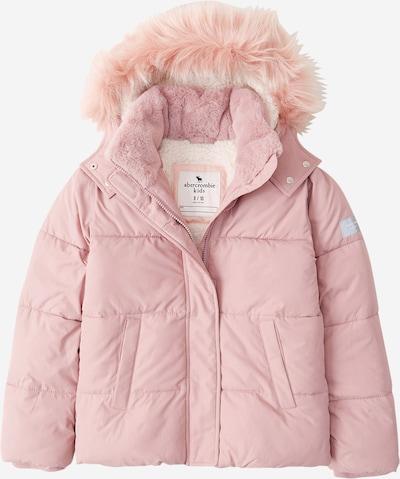 Žieminė striukė iš Abercrombie & Fitch , spalva - tamsiai rožinė, Prekių apžvalga