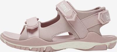 Hummel Sandalen in de kleur Pastelroze / Wit, Productweergave