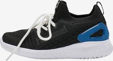 Hummel Sneaker Low in Schwarz