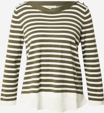 ESPRIT Pullover in Grün