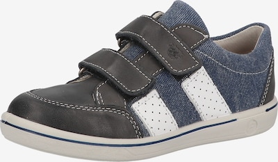 Pepino Sneaker in blau / grau / weiß, Produktansicht