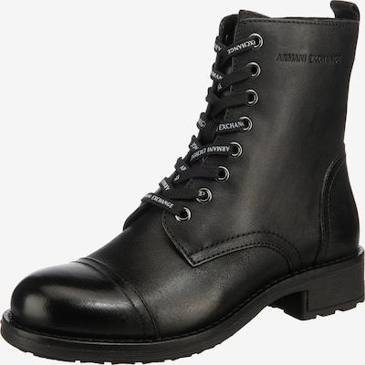 ARMANI EXCHANGE Stiefel in schwarz, Produktansicht