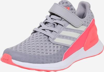 ADIDAS PERFORMANCE Sports shoe 'RapidaRun' in grey / red, Item view