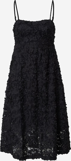 Gina Tricot Cocktailjurk 'Emilia' in de kleur Zwart, Productweergave