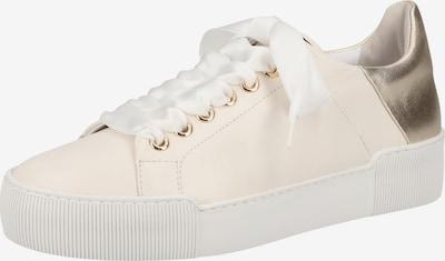 Högl Sneaker in beige / gold, Produktansicht