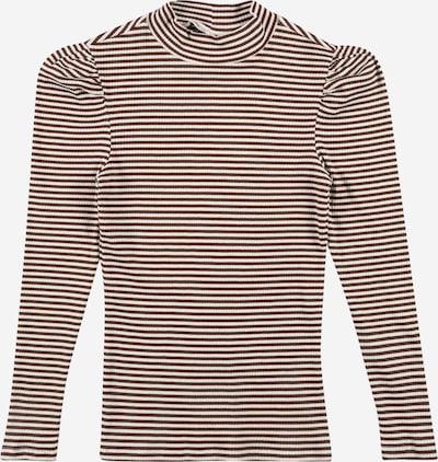 LMTD Tričko - hnedá / biela, Produkt