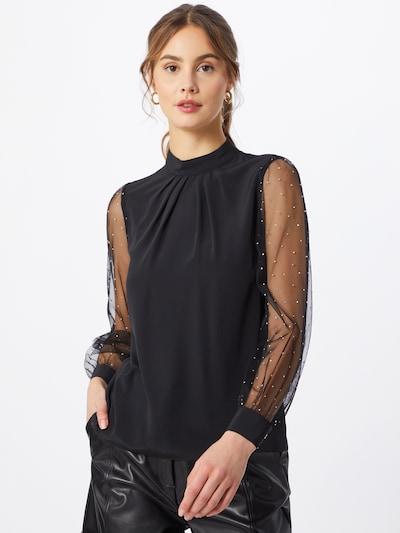 Dorothy Perkins Bluse in schwarz, Modelansicht