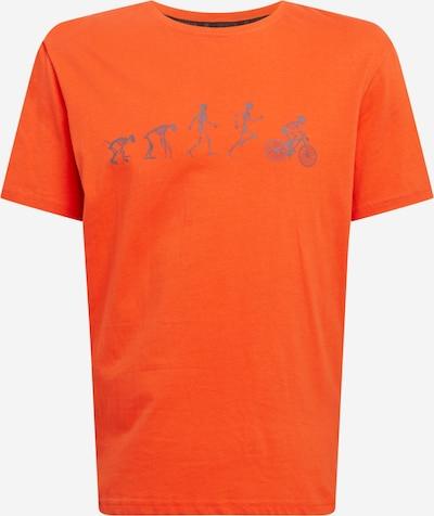 Tricou funcțional DARE2B pe gri / portocaliu, Vizualizare produs