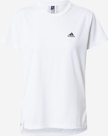 ADIDAS PERFORMANCE Funktsionaalne särk, värv valge
