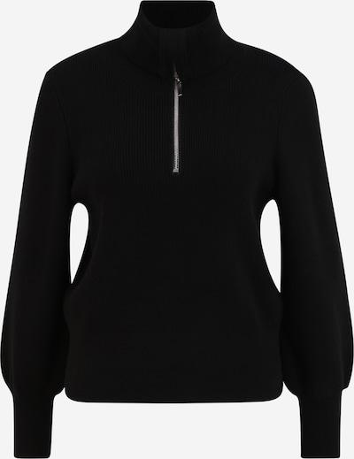 Y.A.S Petite Sweater 'DALMA' in Black, Item view