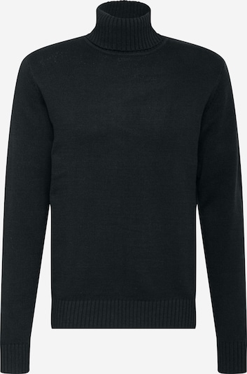 JACK & JONES Pullover 'CLYDE' i sort, Produktvisning