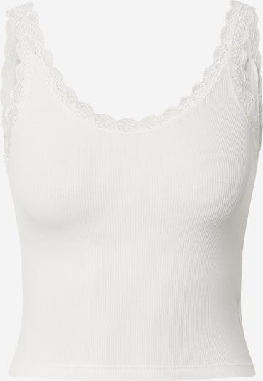 EDITED Top 'Maia' | bela barva, Prikaz izdelka