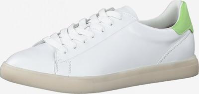 TAMARIS Tenisky - světle zelená / bílá, Produkt