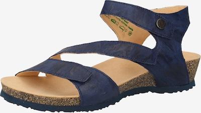 THINK! Sandale in blau, Produktansicht