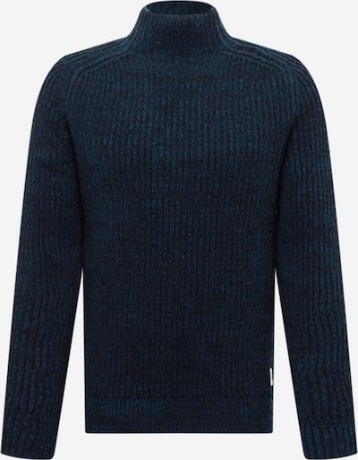 Marc O'Polo DENIM Sweater in mottled blue / Black, Item view