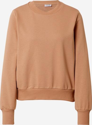 Noisy may Sweatshirt 'LUPA' in hellbraun, Produktansicht