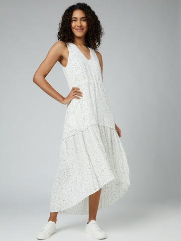 Guido Maria Kretschmer Collection Kleit 'Jill', värv valge