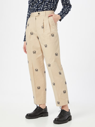 GANT Chino trousers in Sand / Black, View model