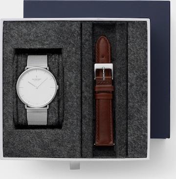 Nordgreen Nordgreen Uhren Analog Quarz ' ' in Silber